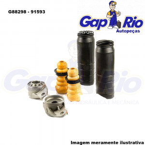 Kit do Amortecedor Fiat Idea, Punto, Grand Siena (Traseira)