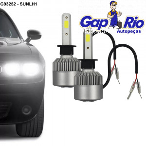 Kit Super Lampada LED H1 40W 4200LM